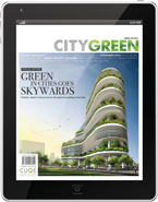 Green in Cities Goes Skywards