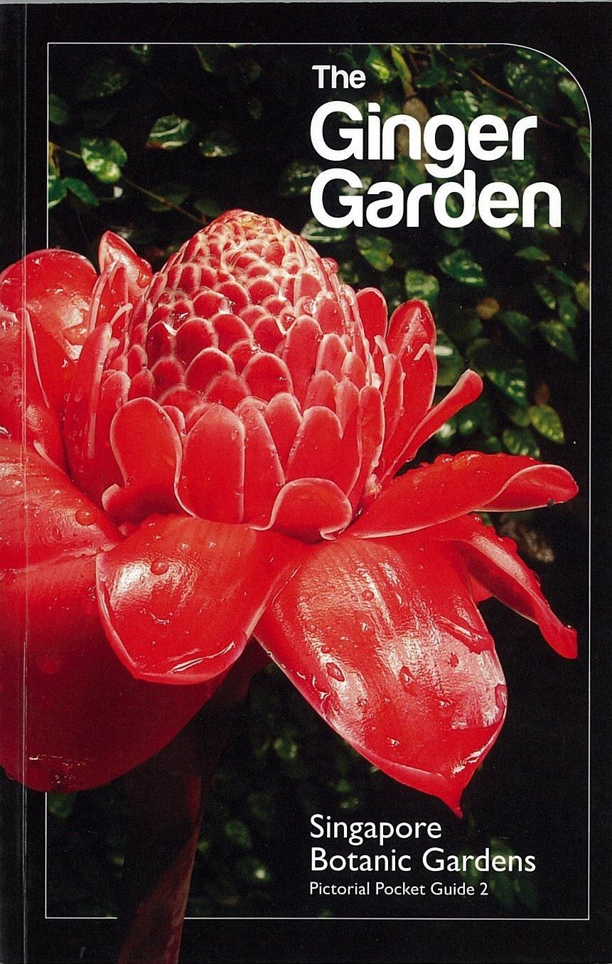 Book Review: The Ginger Garden