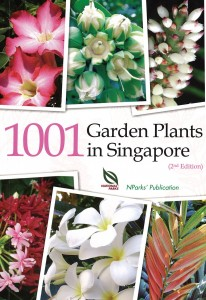 The Latest Revised Edition Of 1001 Garden Plants In Singapore Is Now
