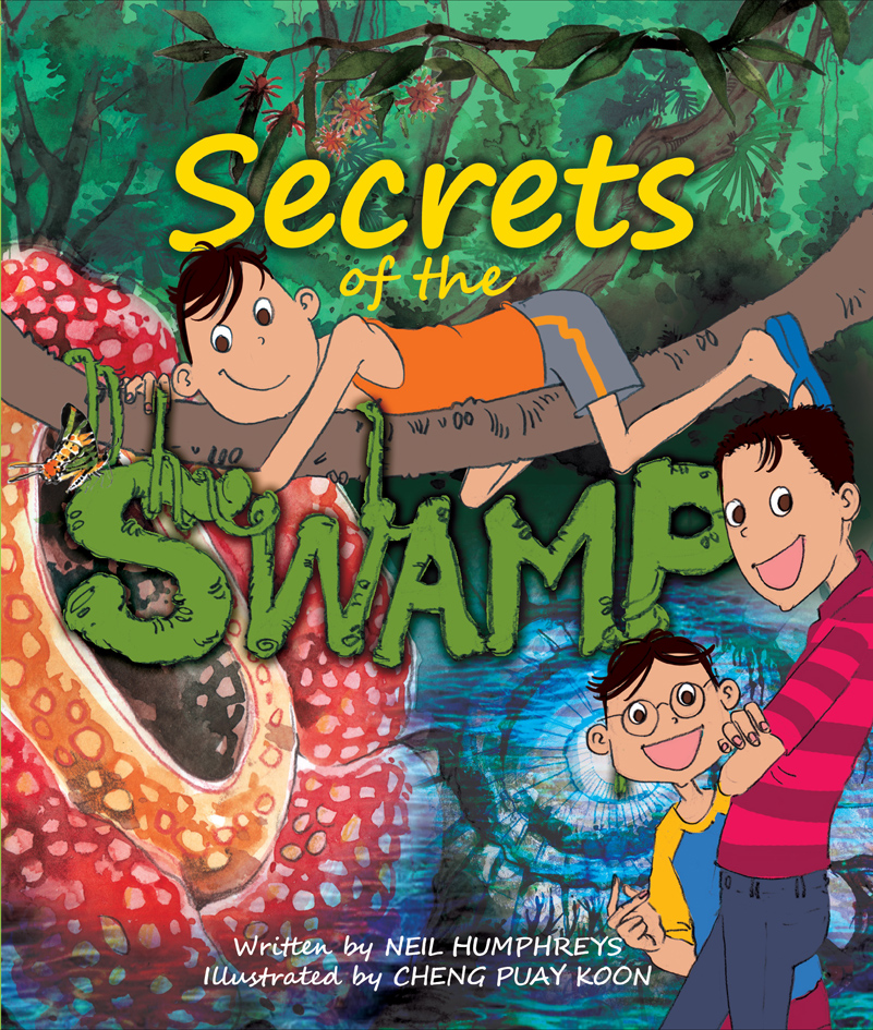 Discover The Secrets Of The Swamp