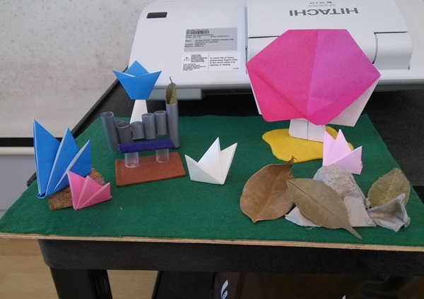The Origami Experience: Design Your Own Garden