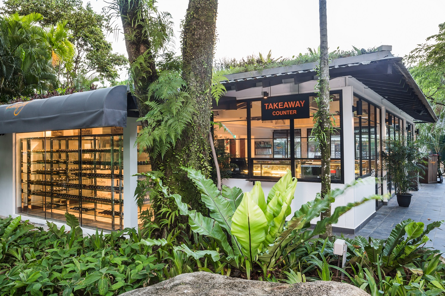 Beau Gather At The Recently Renovated Canopy Garden Dining For All Day Casual  Dining With Your Friends, Family, And Pets Amid The Beautiful Greenery Of  ...