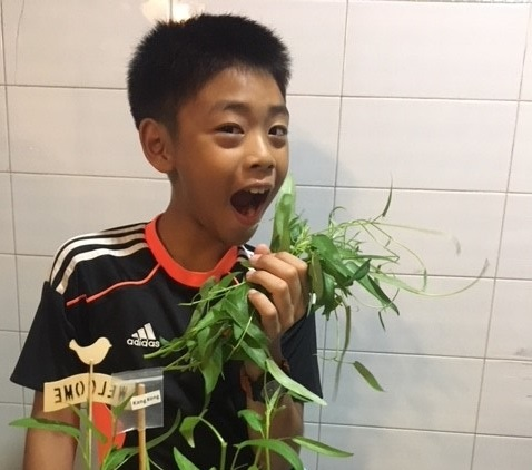 Seeding a Love For Plants in Children