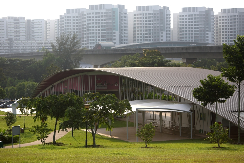 Sengkang Riverside Park Credit National Parks Board