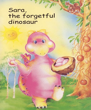 12  17 Sara The Forgetful Dinosaur Children Treasure Hunt edit