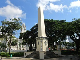 picture of the Dalhousie Obelisk