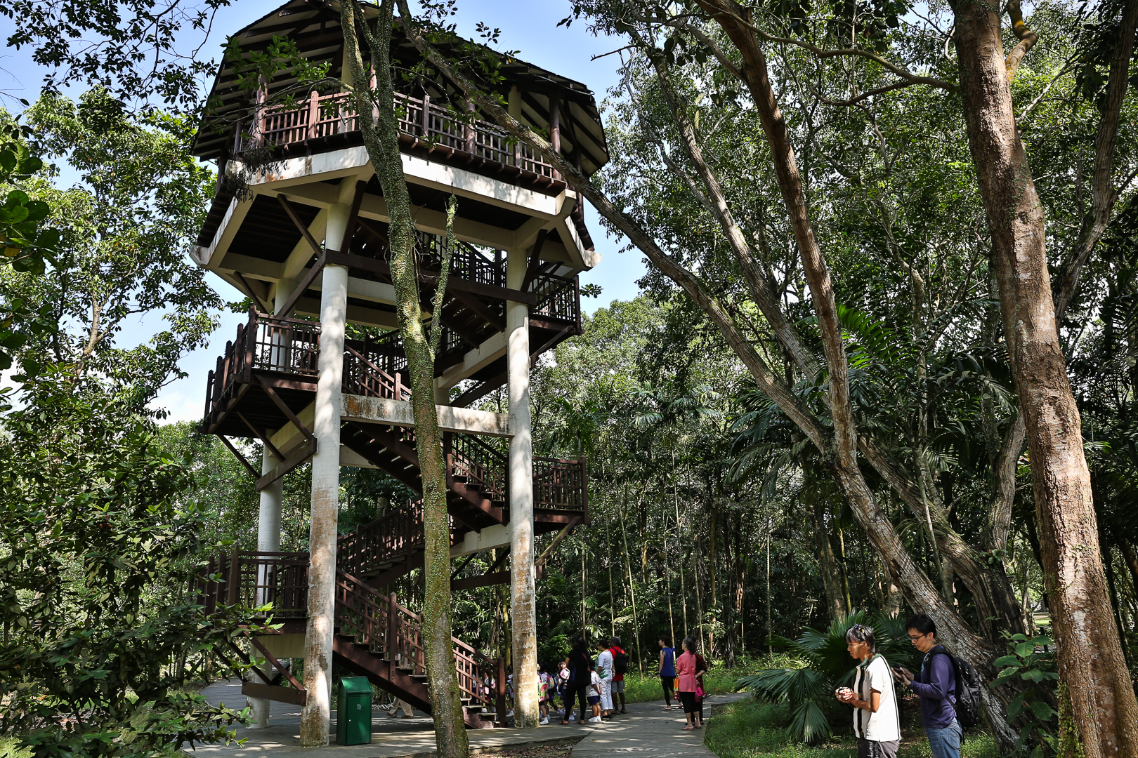 Pasir Ris Park - Lookout Tower