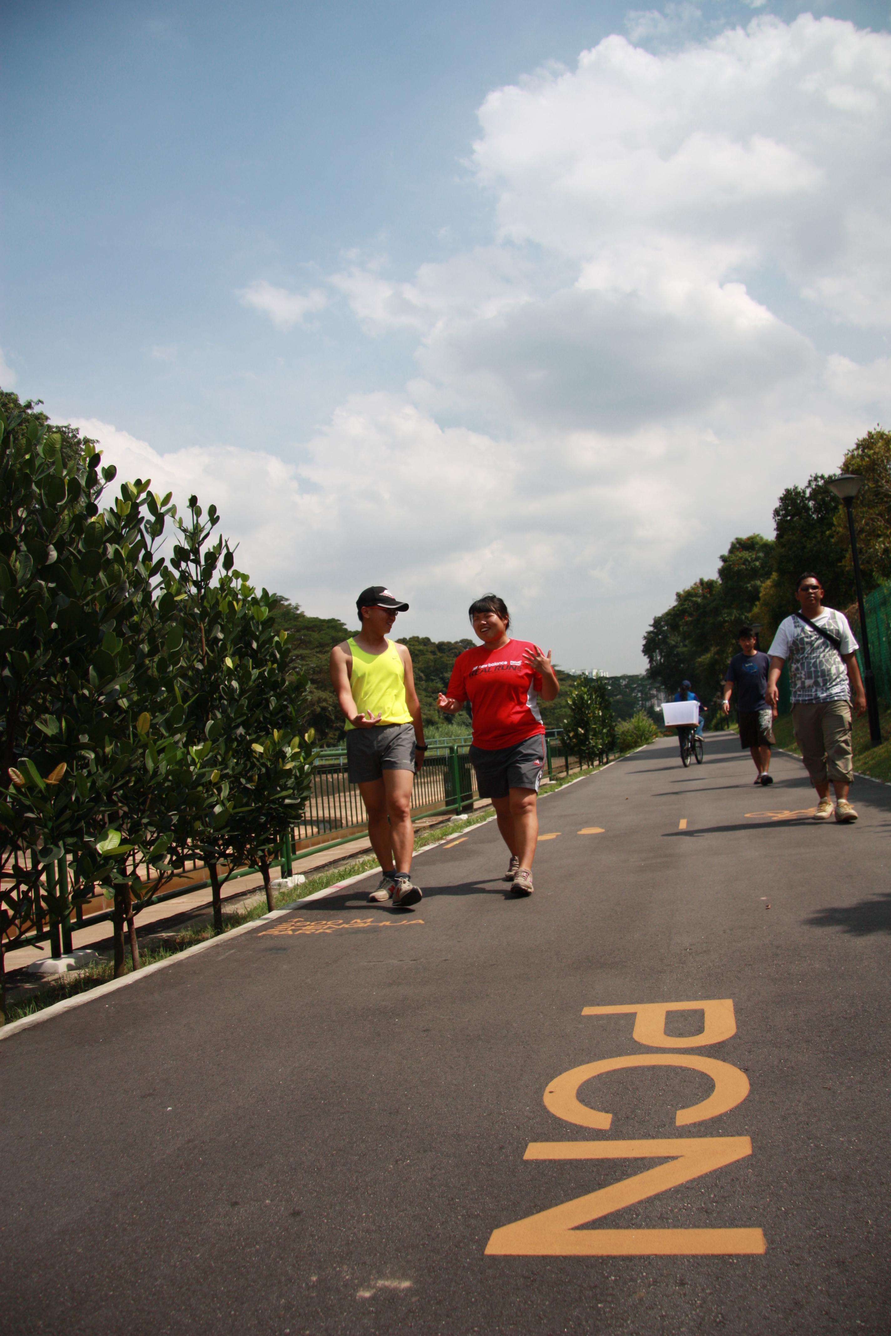 Pang Sua Park Connector - Park Connector Network - Gardens