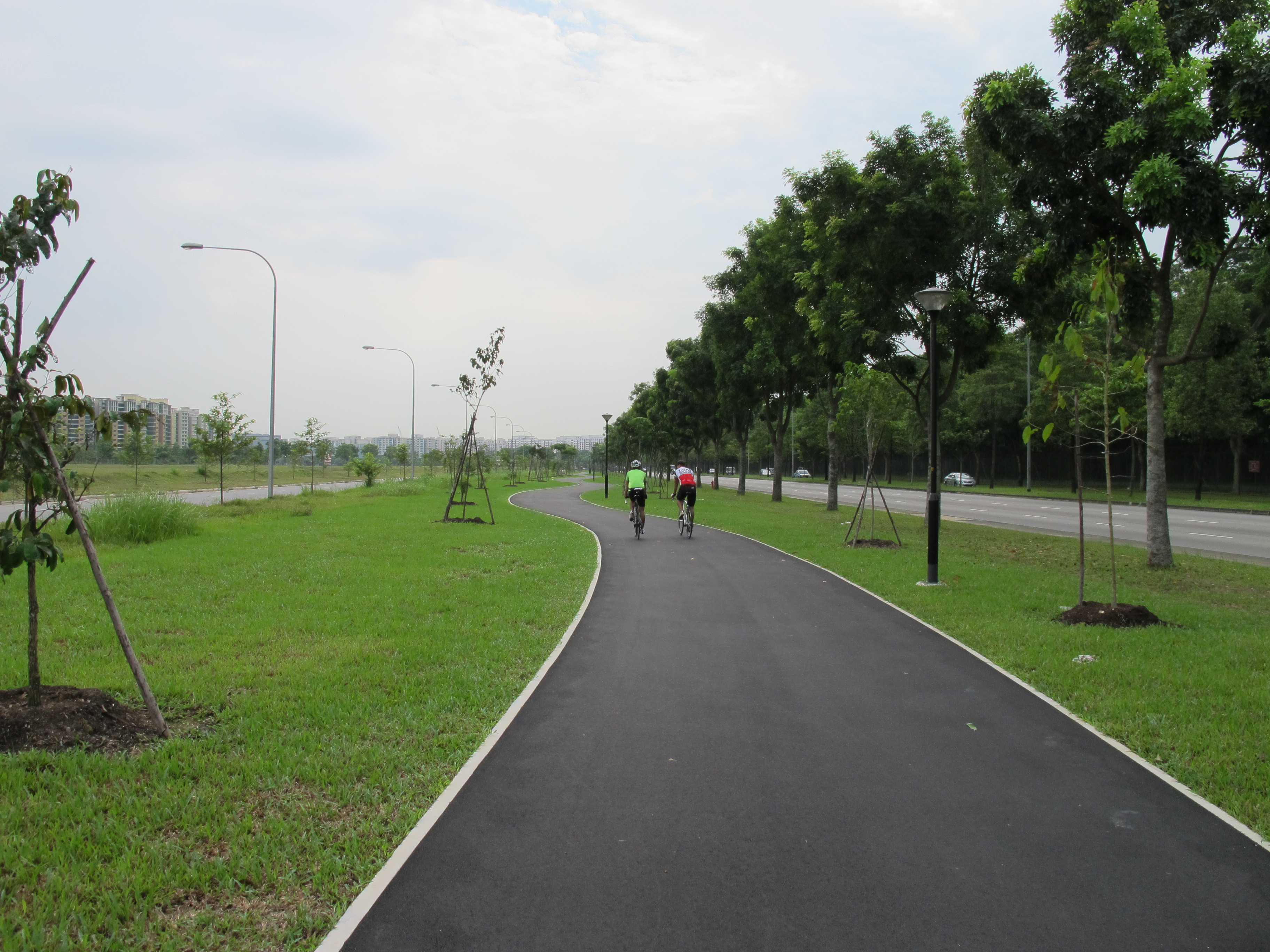 Woodlands Avenue 12 Park Connector