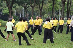 Bishan AMK Exercise Photo
