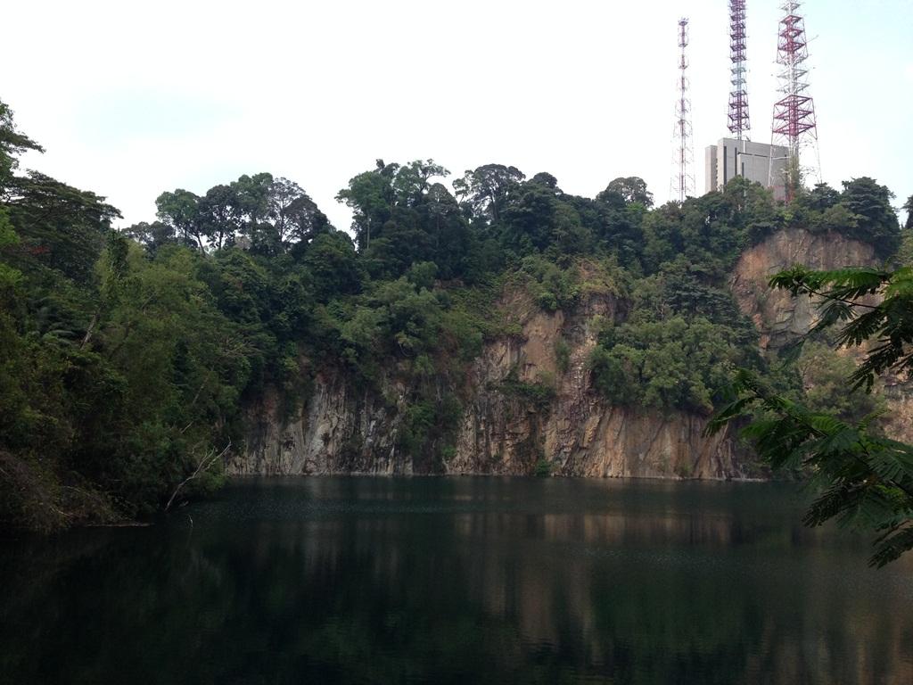 Hindhede Nature Park Parks Reserves Gardens River Safari Singapore Anak