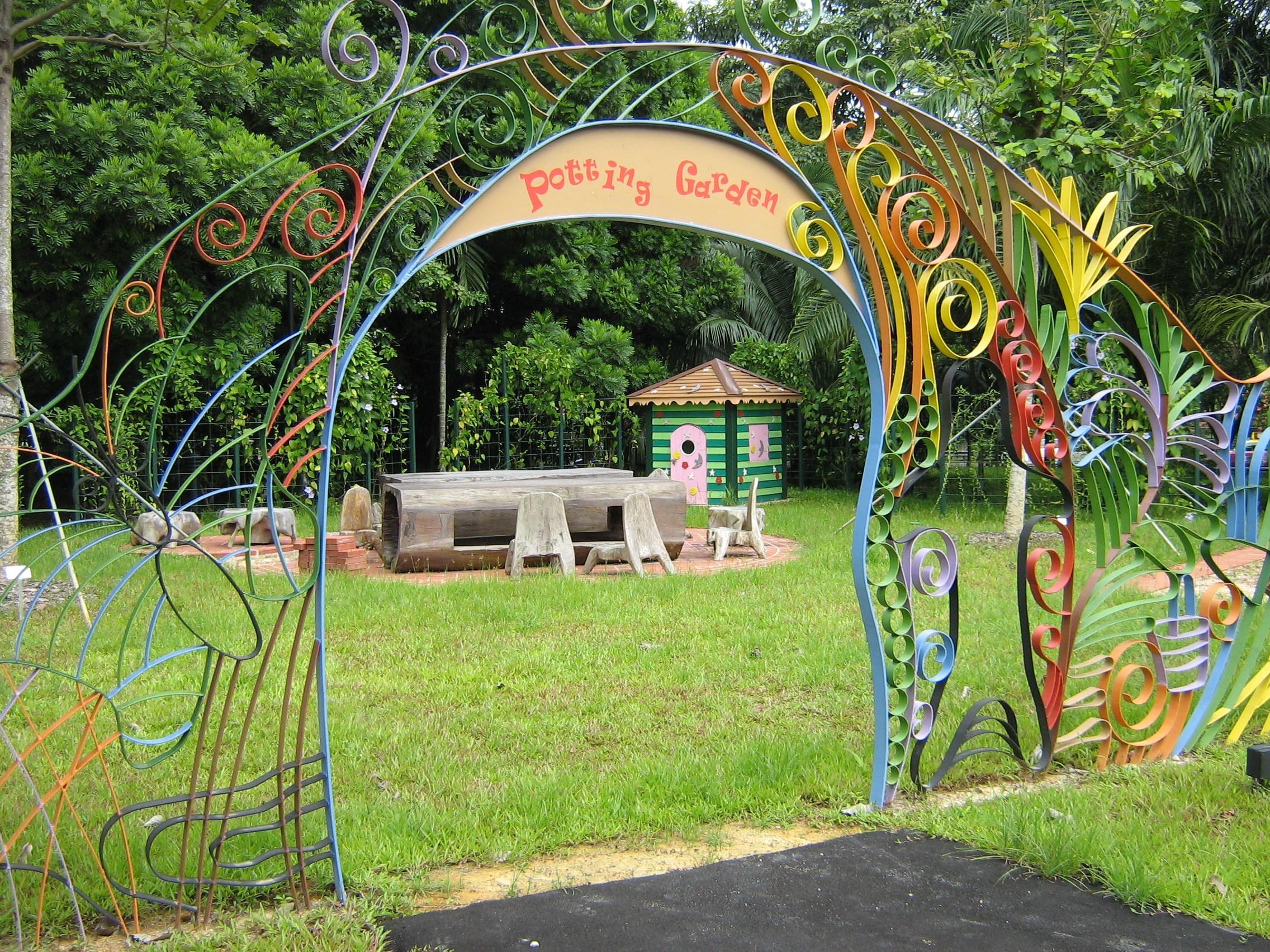 Jacob Ballas Children's Garden - Parks & Nature Reserves