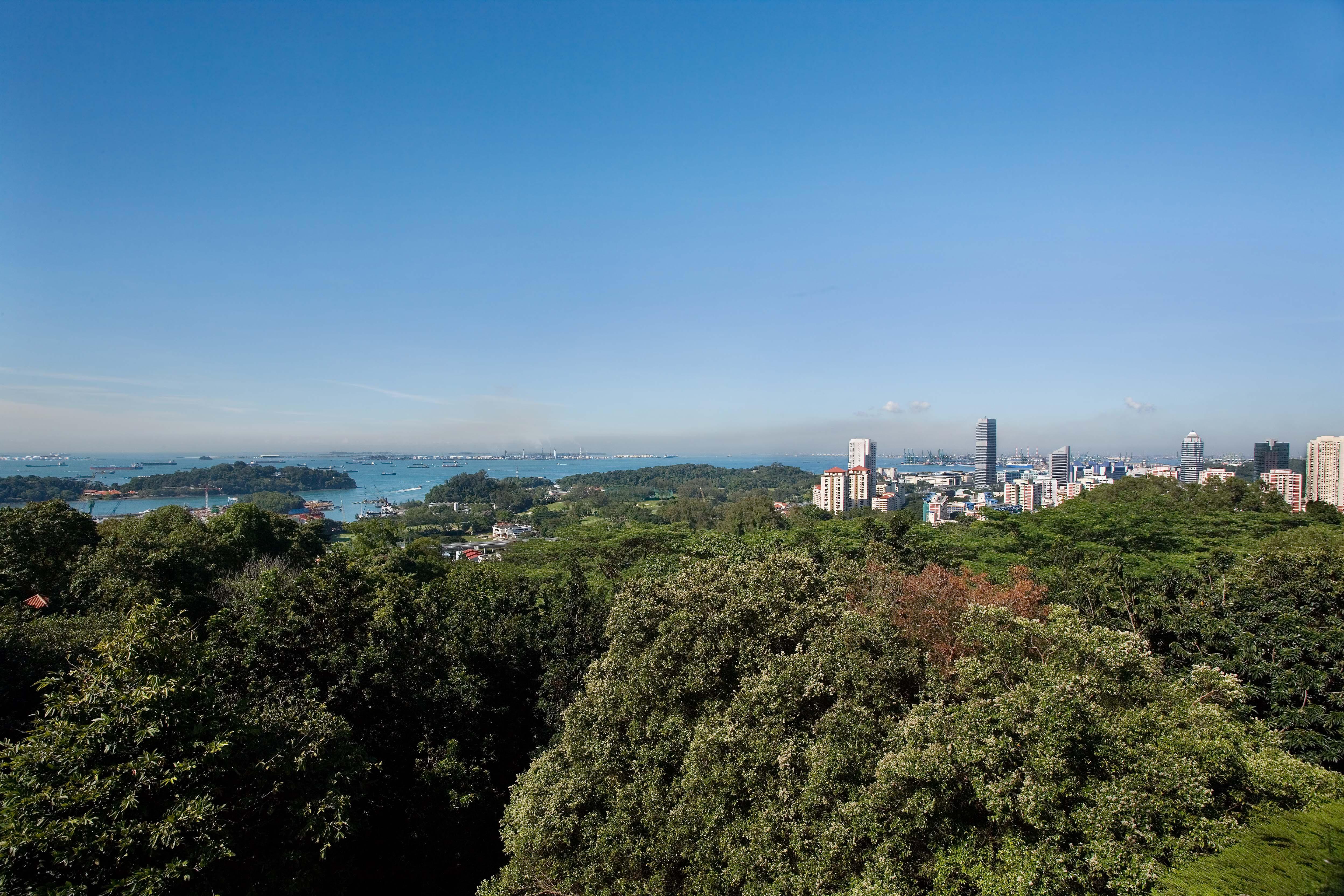Mount Faber Park Parks Nature Reserves Gardens Luge Ampamp Skyline Singapore 2x