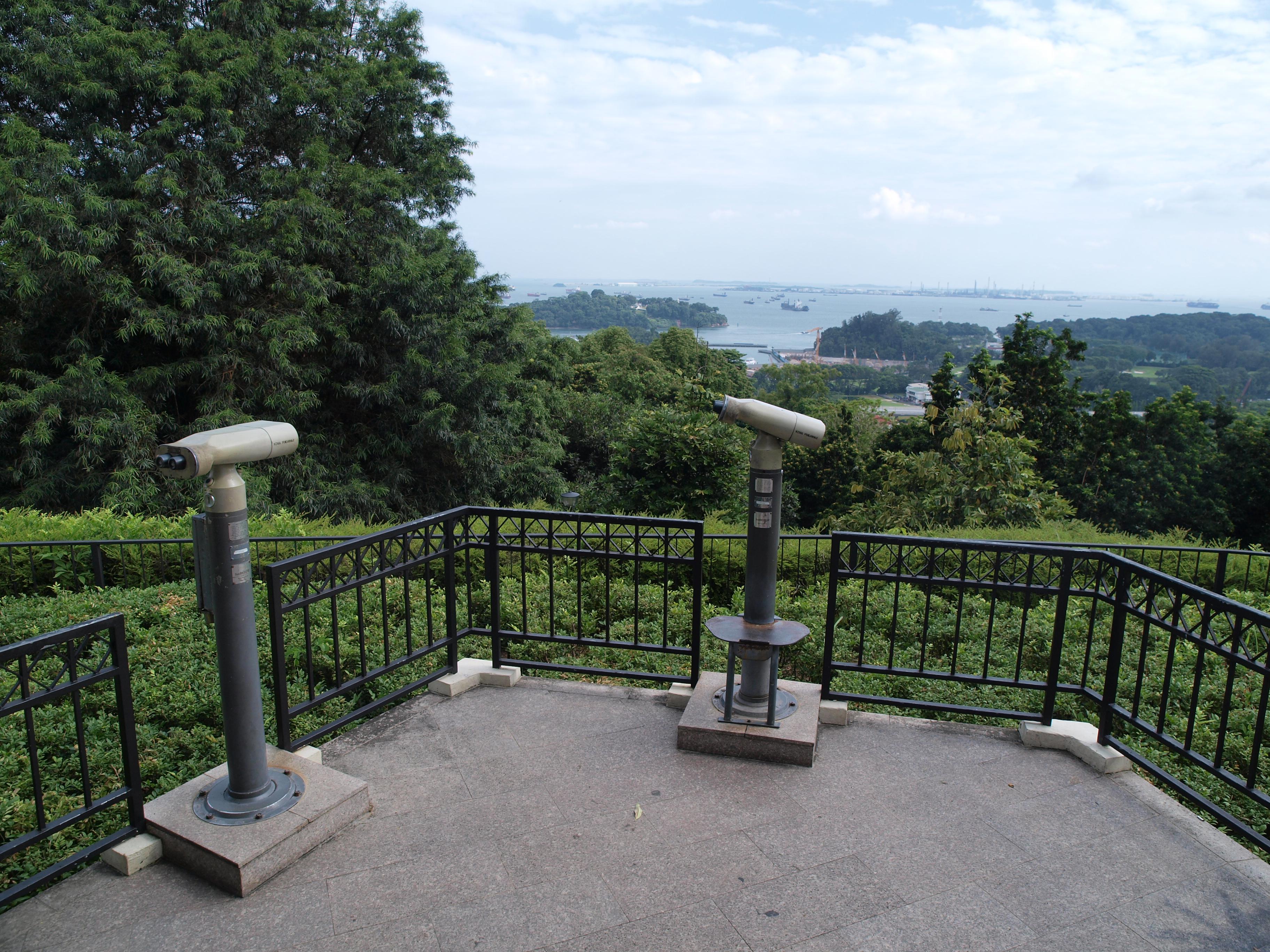 Mount Faber Park Parks & Nature Reserves Gardens Parks & Nature