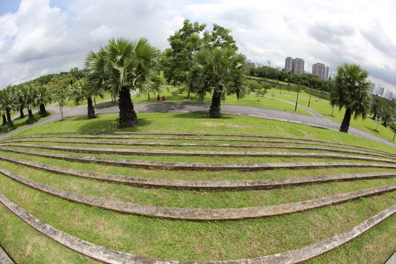 Hilltop at Sengkang Riverside Park