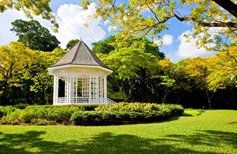 Go On A Walking Trail Of The Gardens