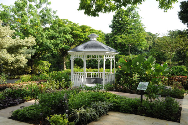 Therapeutic Garden at HortPark