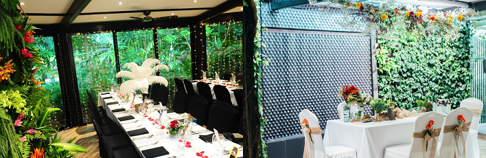 Located In The Heart Of Singapore Botanic Gardens Halia Is An Ideal Venue That Provides A Welcome Escape From City Whether It S Party Or