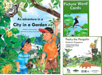 Pre School Educational Resources On Singapore And Its Biodiversity