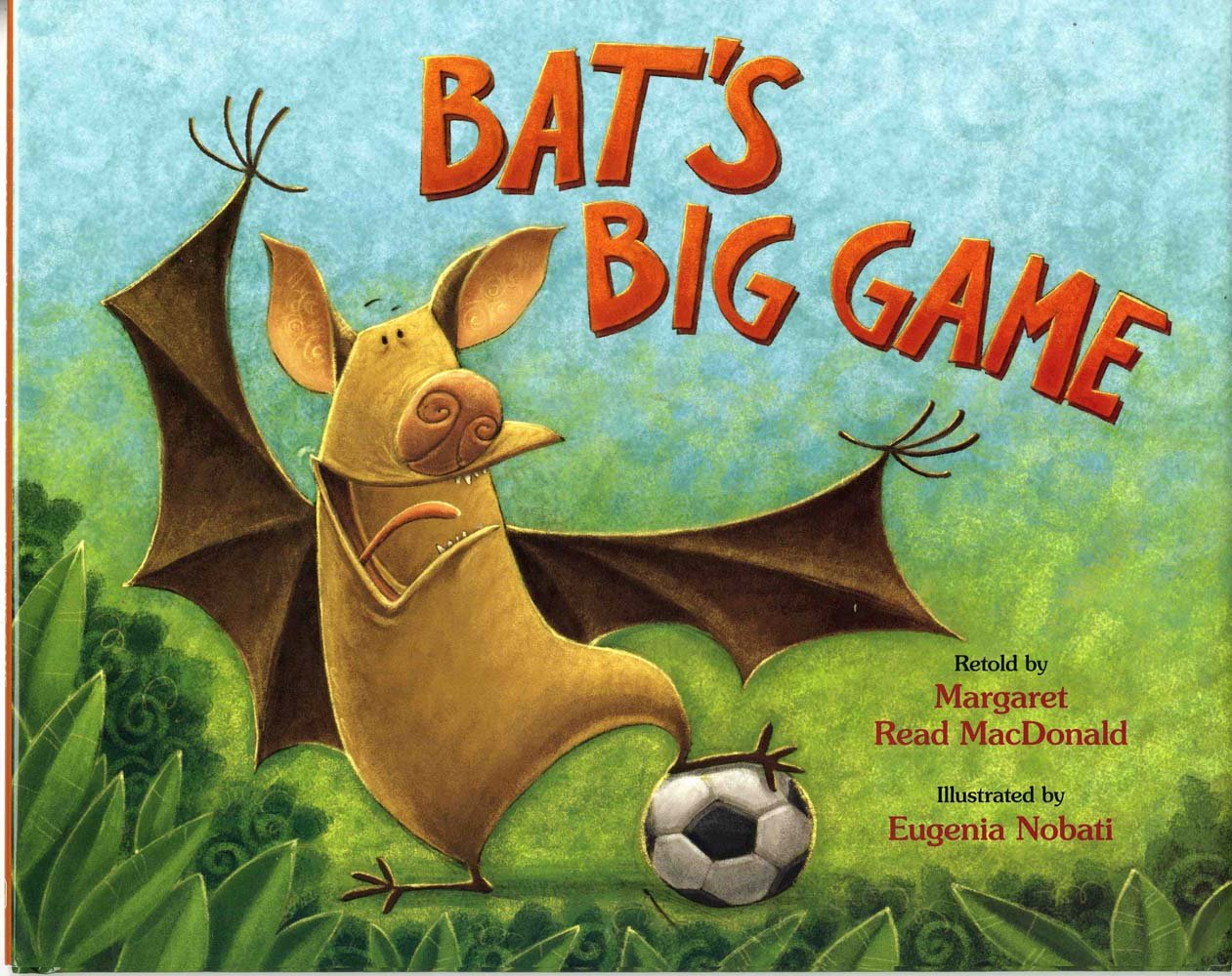 bat's big game 26 nov