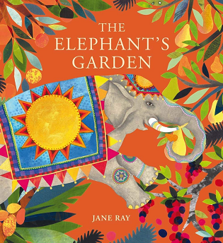 10 Dec The Elephant's Garden by Jane Ray