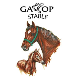 Gallop Stable logo