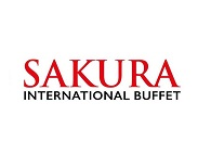 Sakura International Buffet Restaurant logo