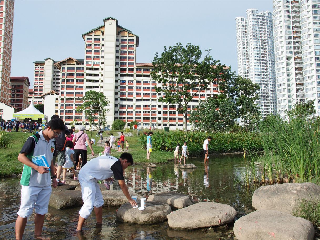 Ecolife by the Riverplains at Bishan-Ang Mo Kio Park