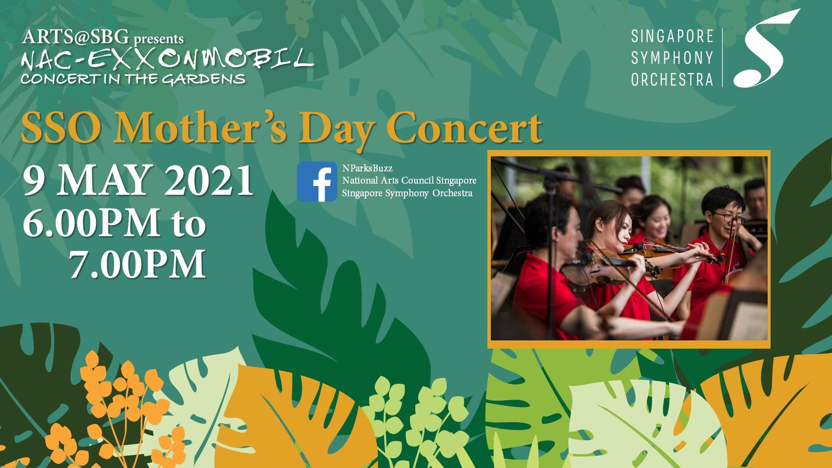 NAC-ExxonMobil Concert in the Park 2021