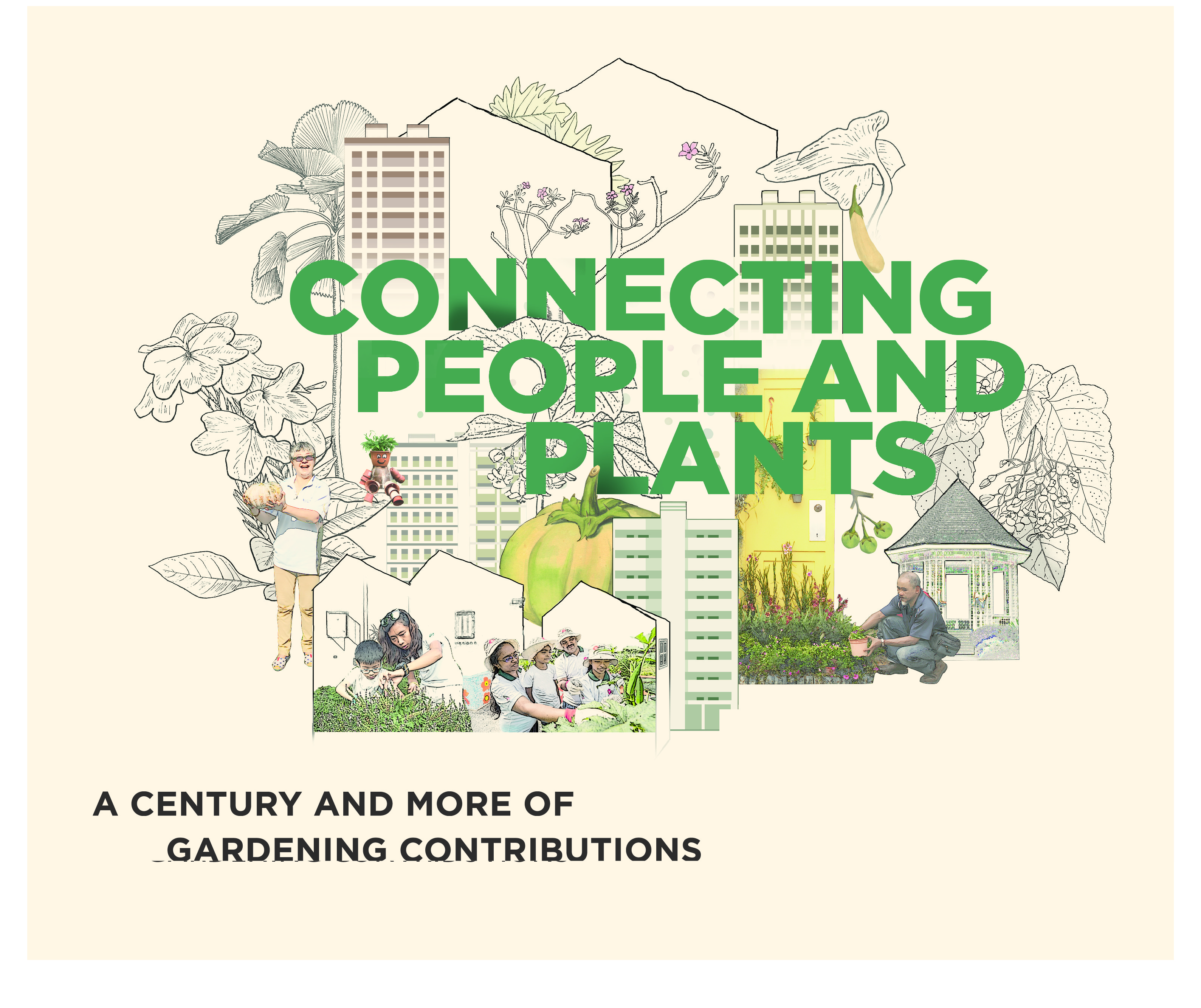 Connecting People and Plants