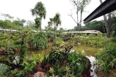 Keppel Discovery Wetlands at the Learning Forest.