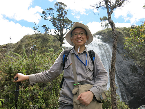 Image of Researcher, Dr HO Boon Chuan.