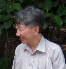 Image of Researcher, Dr WONG Khoon Meng.