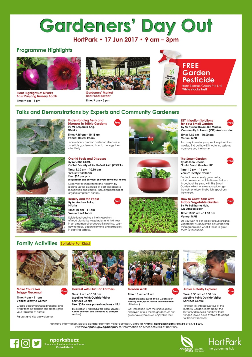 Gardeners' Day Out June 2017