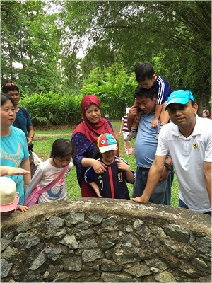 Community in Nature - Ubin Day