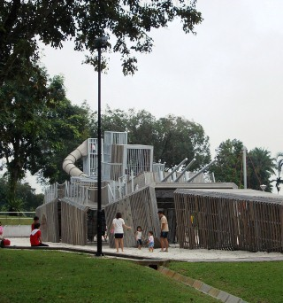 Playground at Sembawang Park