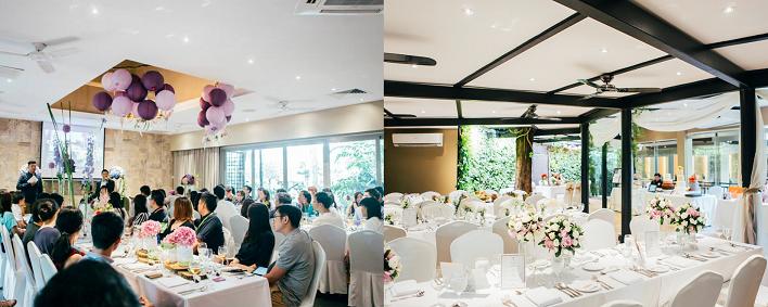 Avenue Ginger Garden Singapore 259569 Contact 8444 1148 Email Banquetthehalia Website Thehalia Sbg Weddings Villa Halia