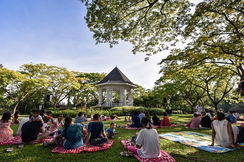 natural heritage of singapore essay Preservation of cultural heritage: the essence was to keep up-to-date and publish a world heritage list of cultural and natural properties.