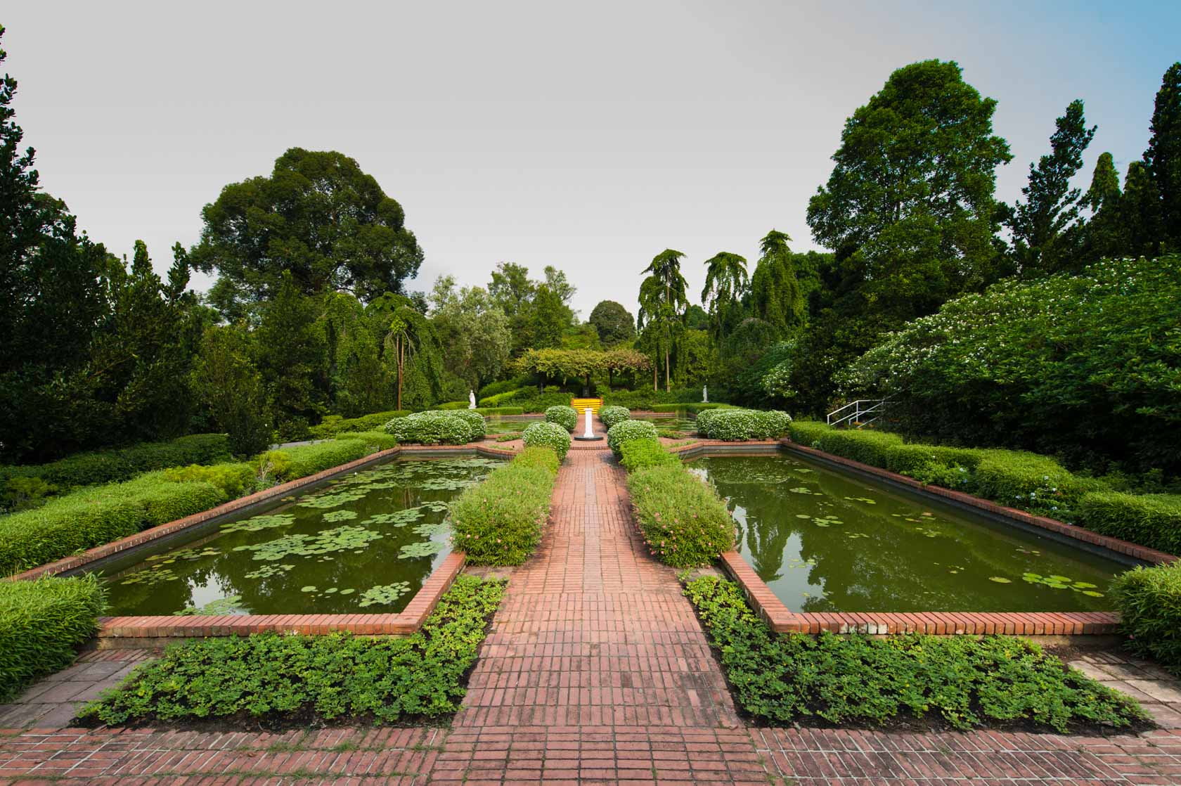 Sundial Garden at Tanglin Core