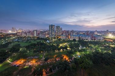 Ng Guan Shyh– 'Singapore Heartland'